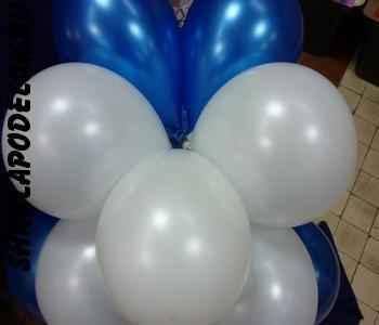 Заяц из воздушных шаров