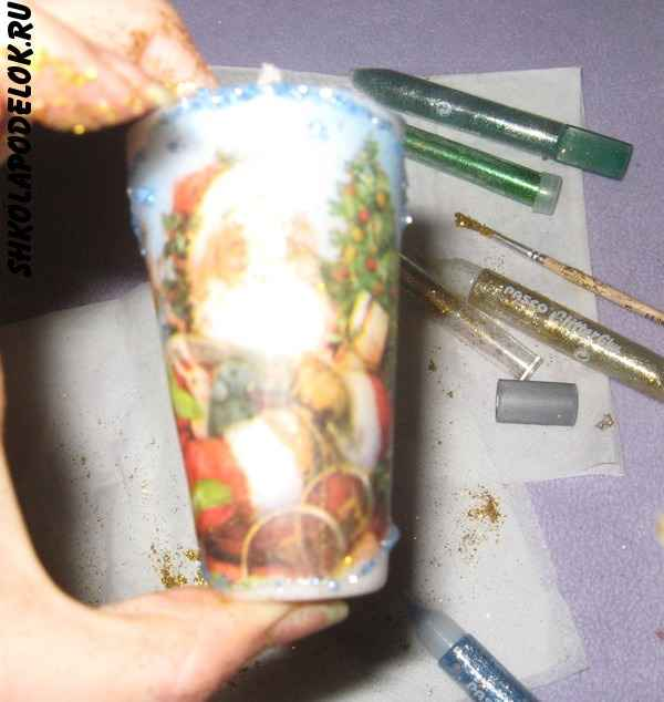 Изготовление и декорирование свечей своими руками. Мастер-класс от Риммы Небесной
