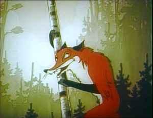 Стихи детям о лисе