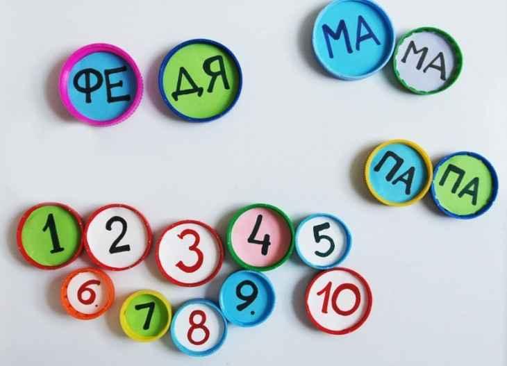Пример сувенирных магнитов