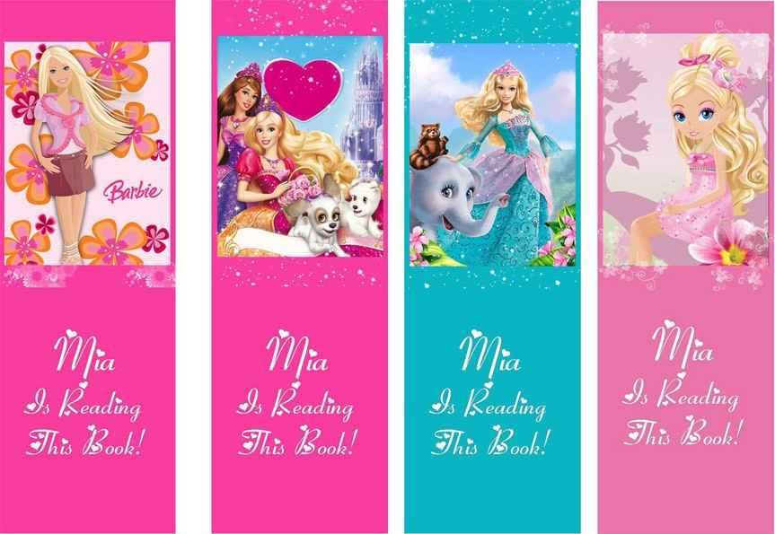 Детские магнитные закладки для книг