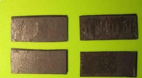 Соединяем нарезанные полоски (мастер-класс создания магнитной закладки)