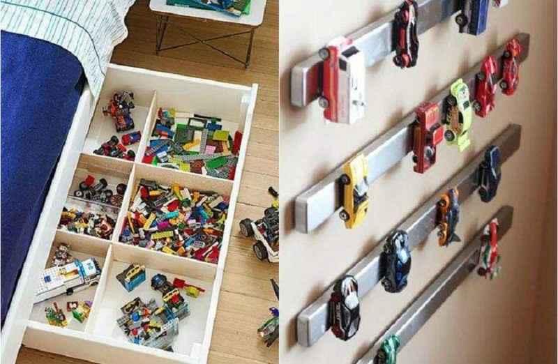 Магниты для детских игрушек